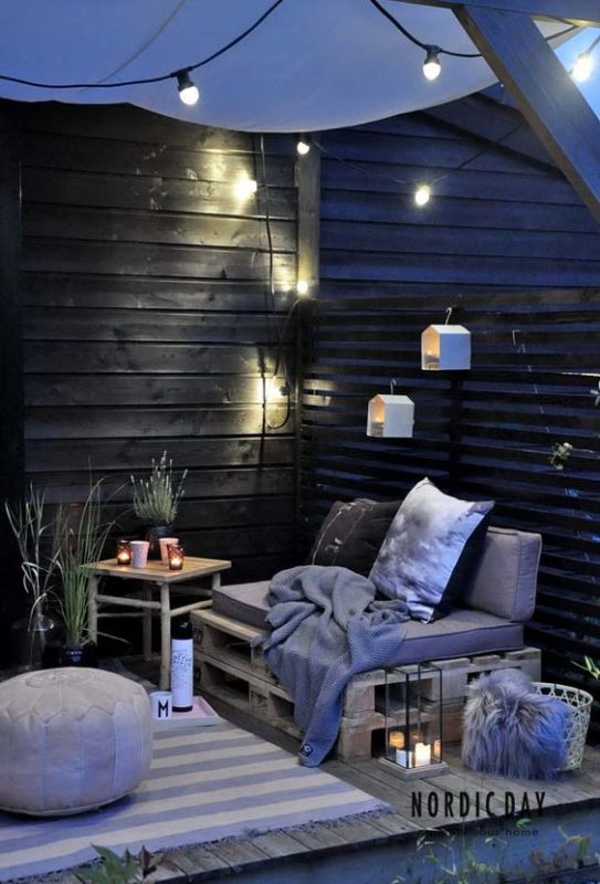 5 Chic DIY Pallet Furnishings
