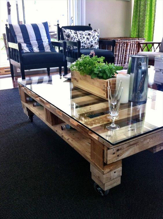 pallet furnishings