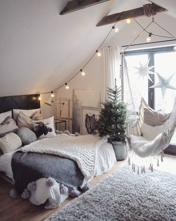 Have your head about hygge how you can bring it into your for Chambre hygge