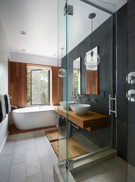 bathroom treds