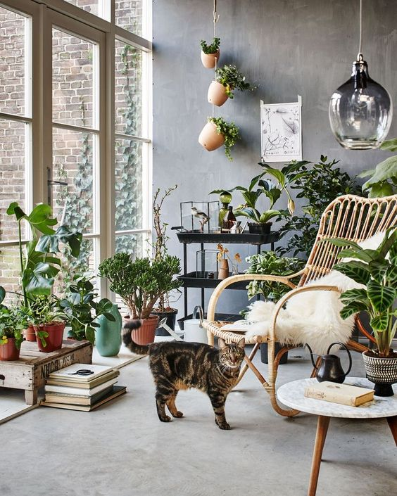 How to Update Your Home for Spring With Some Bohemian Touches