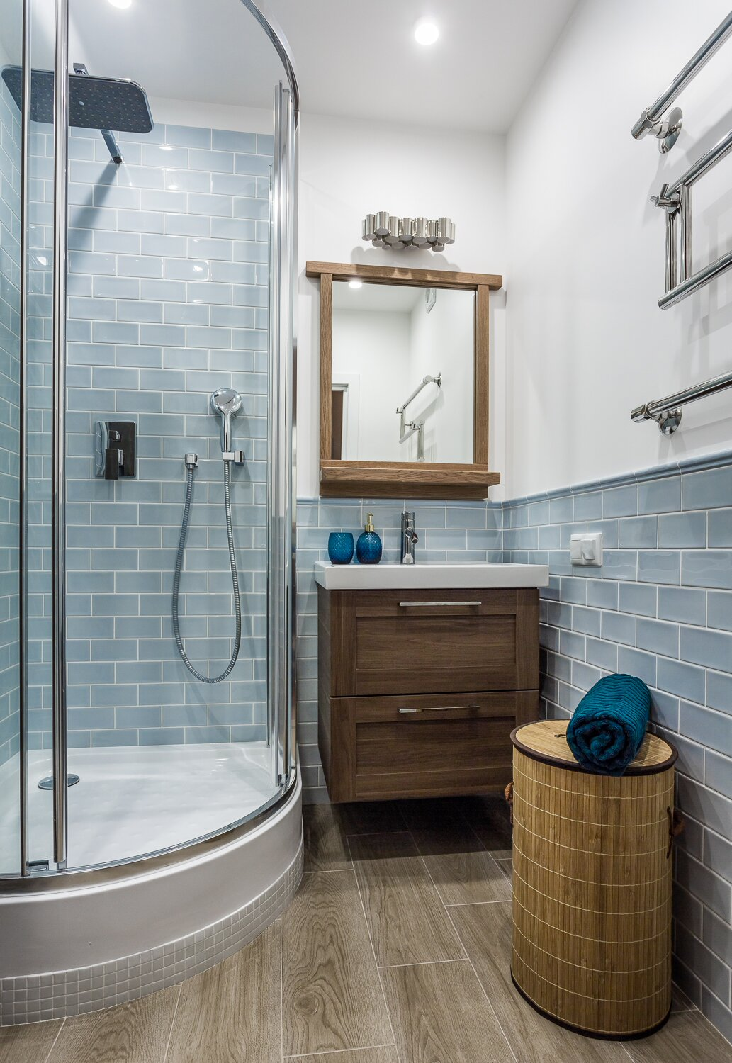 Bathroom Remodel From Start To Finish L Essenziale