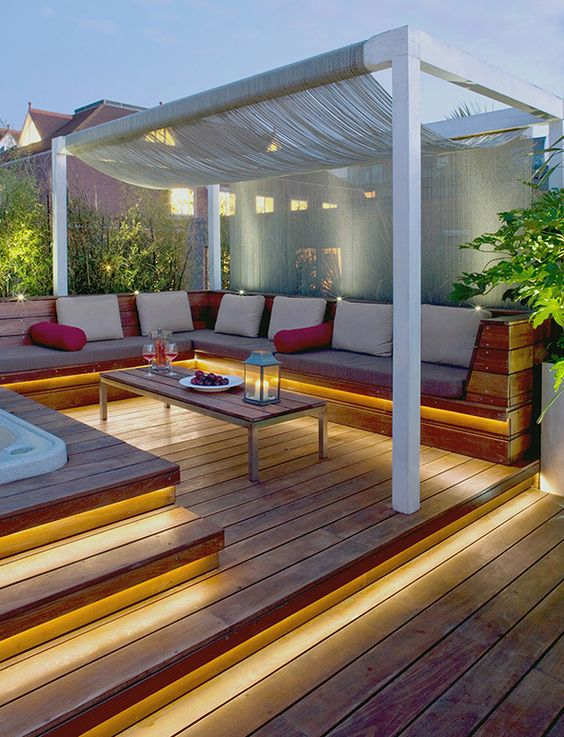 How To Maintain The Decking In My Yard