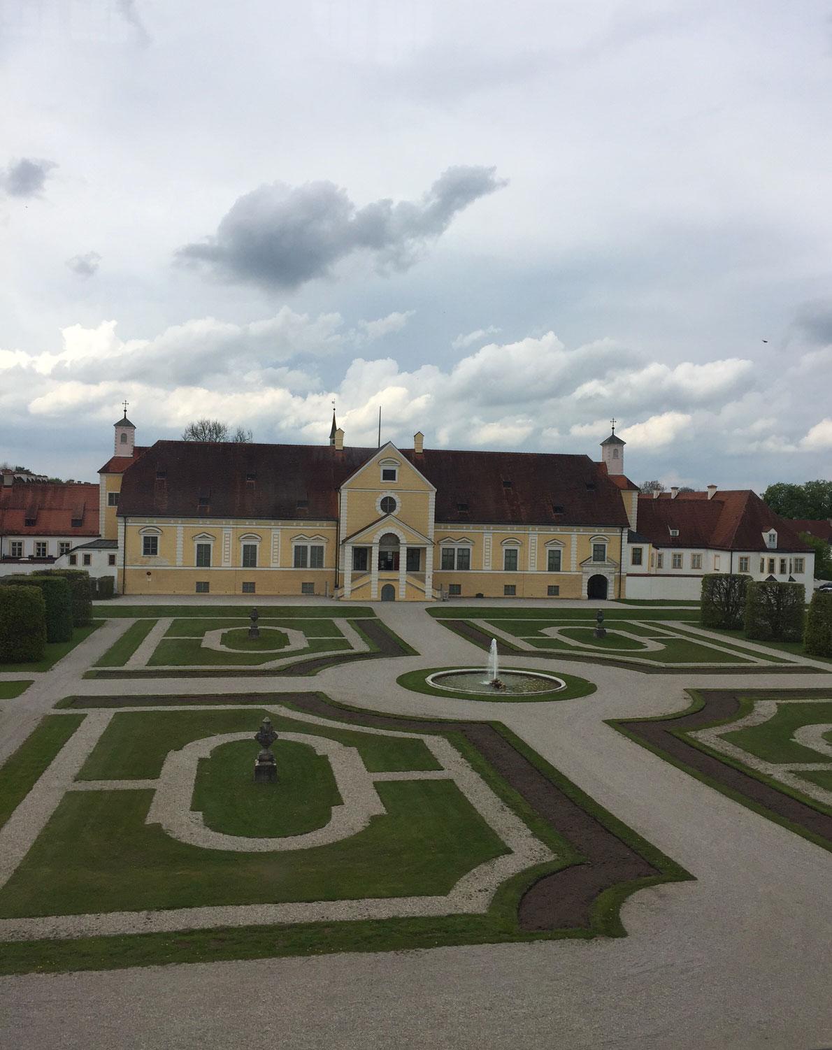 Schleissheim Castle