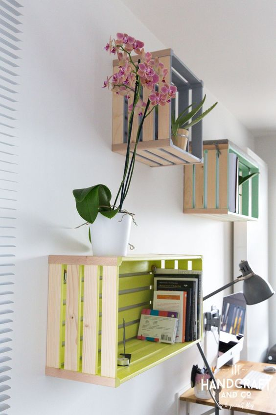 How to improve the interior d cor of your home l 39 essenziale - Idee deco avec palettes bois ...