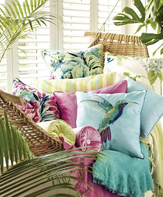 Interior Design Trends for Spring Summer 2017