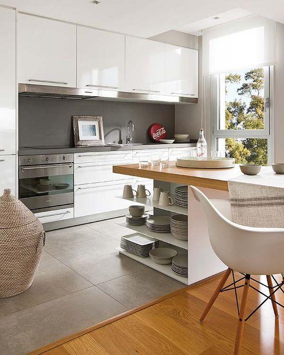 Triangle Kitchen Design: Kitchen Zones Are The New Work Triangle
