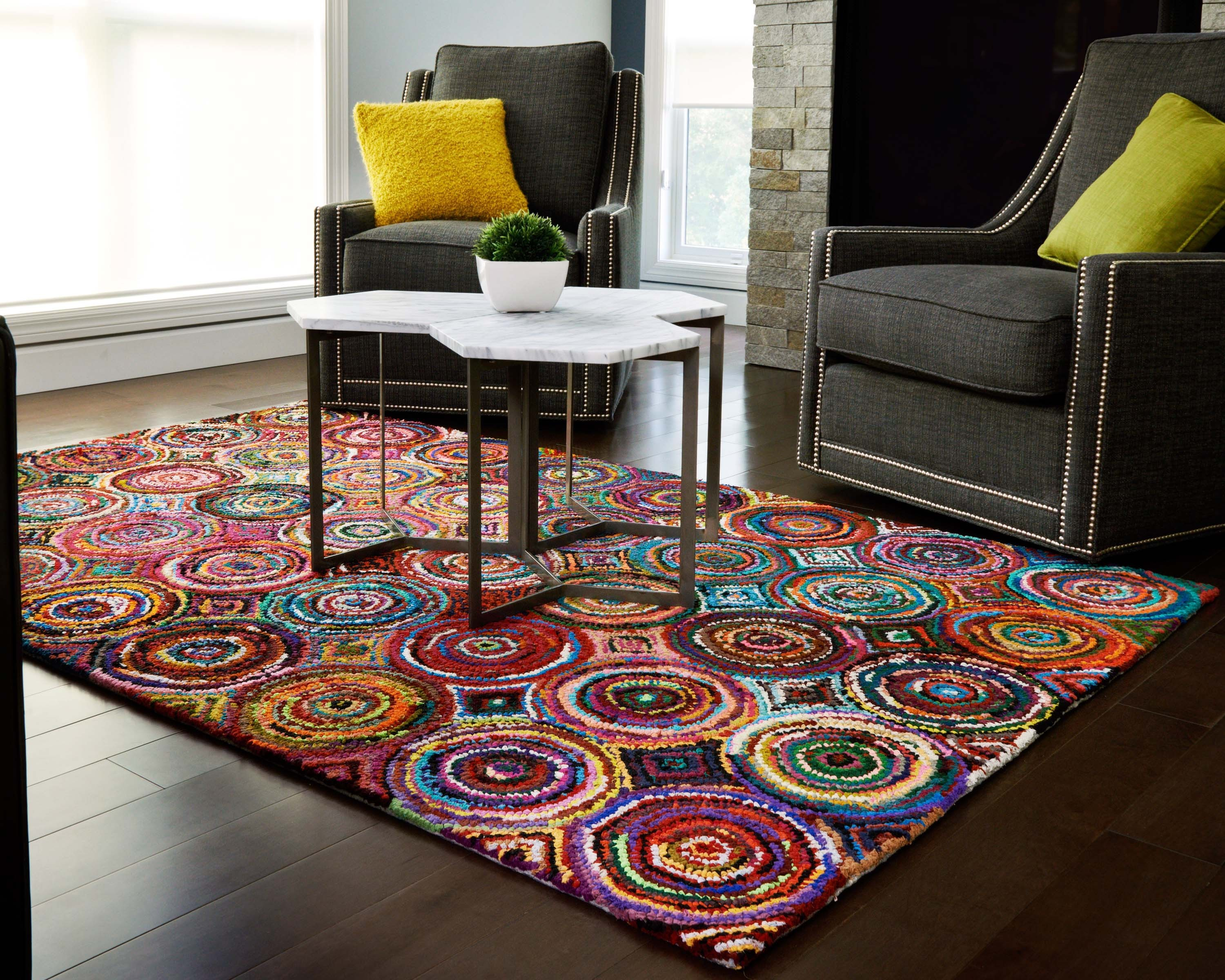 Interior Design Area Rugs And Furniture ~ A quick cheat sheet to choosing the perfect rug for every