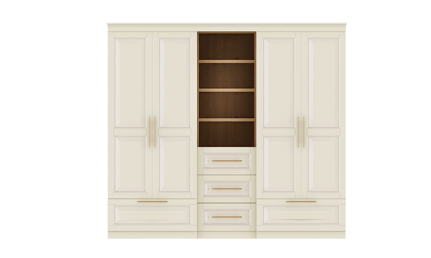 bespoke built-in wardrobe