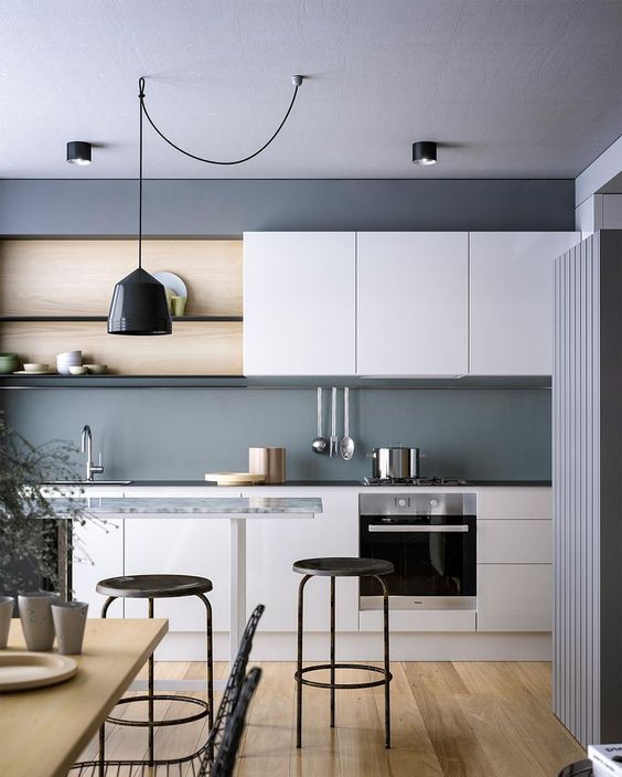 The Contemporary Kitchen Remodel: 7 Considerations You