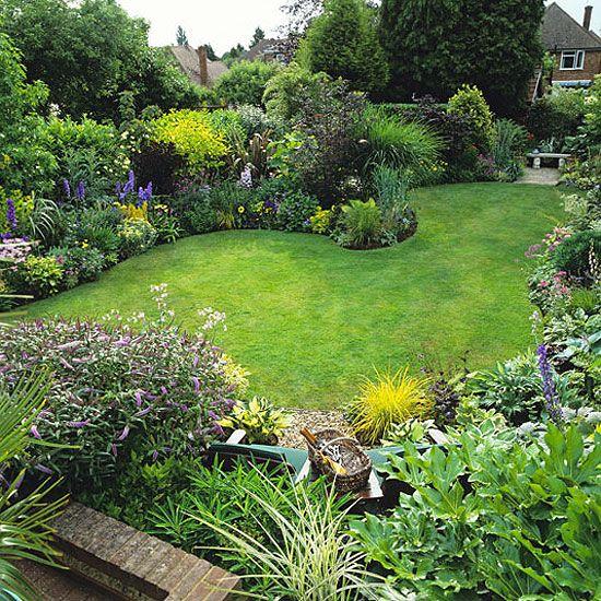 Small Trees For Borders: Eco-Friendly Lawn Care Design