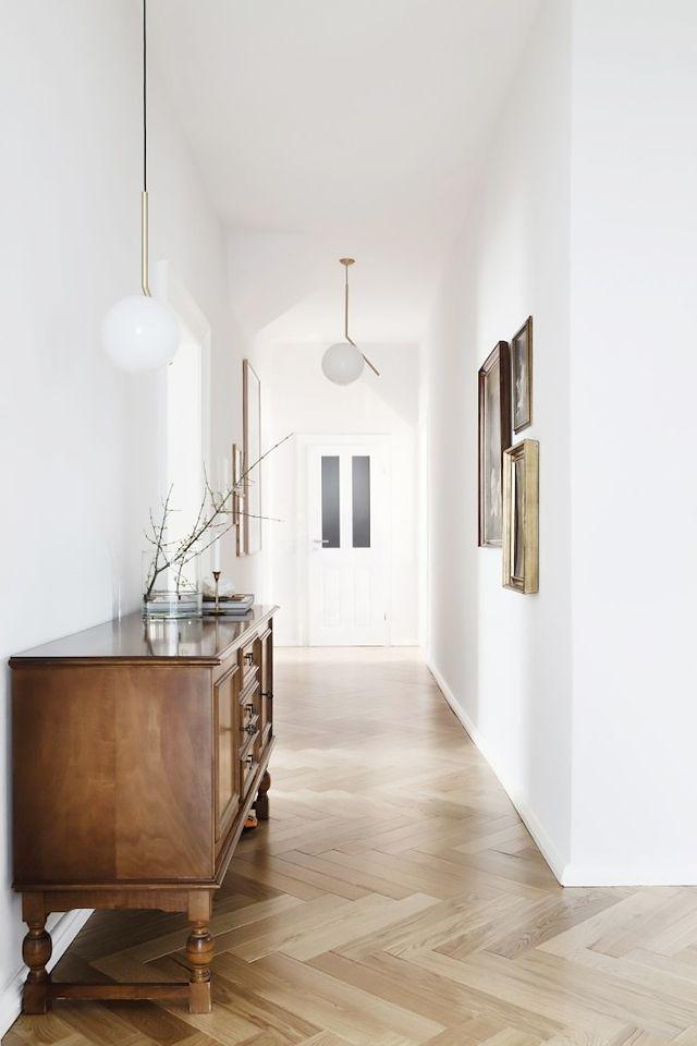 Mininalistic home decor