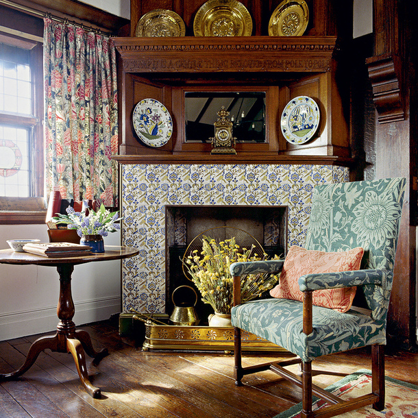 Style at a Glance: Arts and Crafts Movement