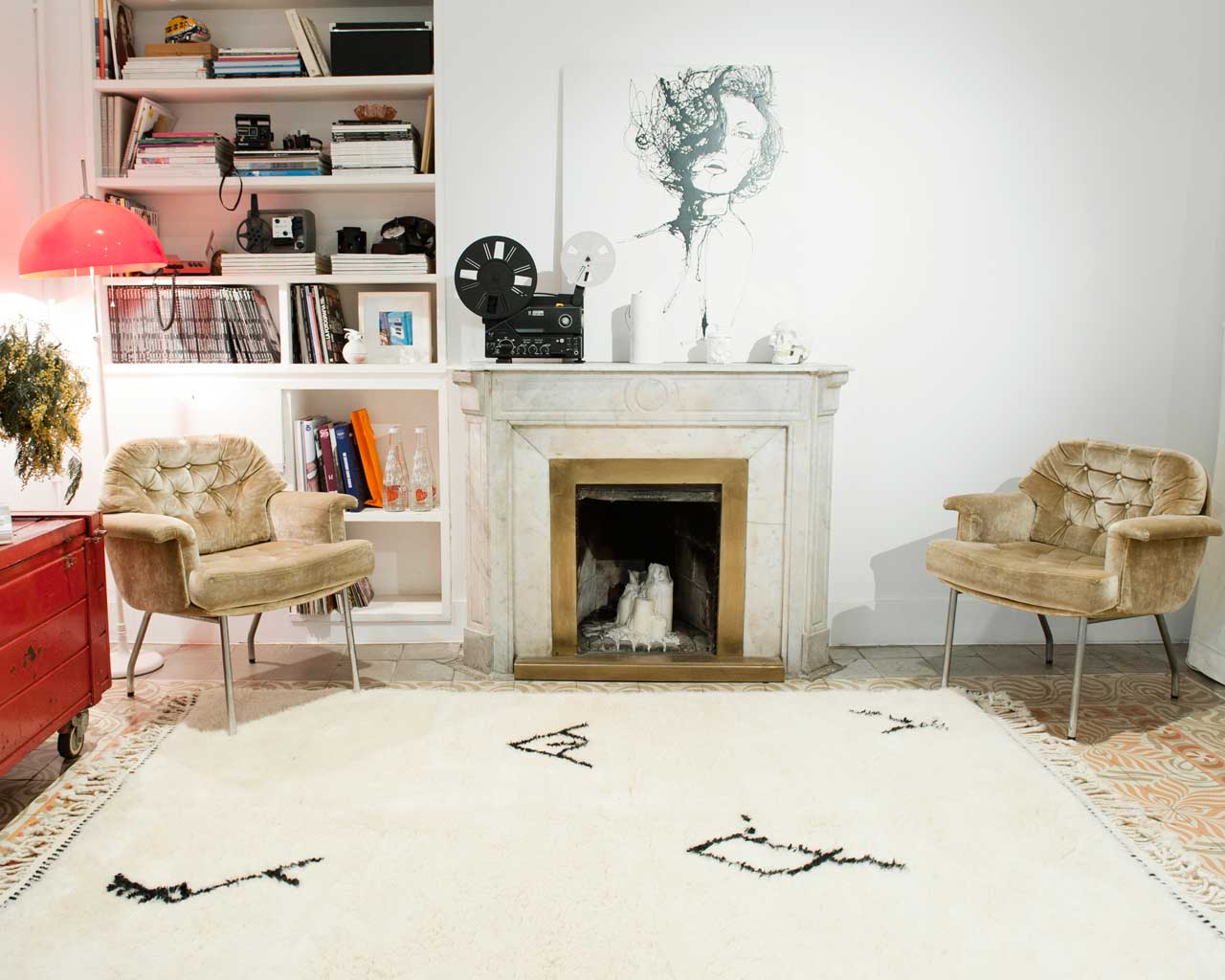 How To Choose The Right Size And Spot For A Rug L