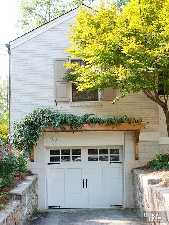 Garage Door DIY Improvement Ideas