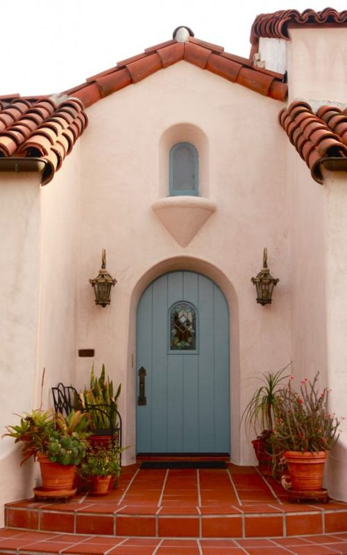 The Pinnacle of the Spanish Casa; Traditional Terracotta Tiles