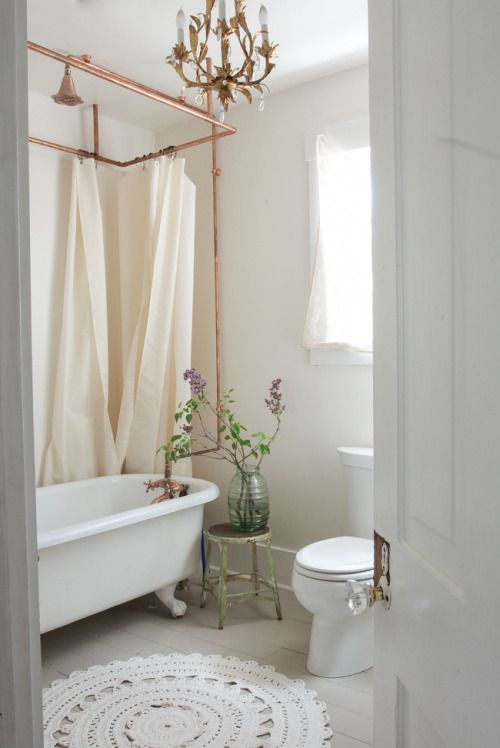 Classy Ways to Make Your Bathroom A Winter Wonderland - L ...