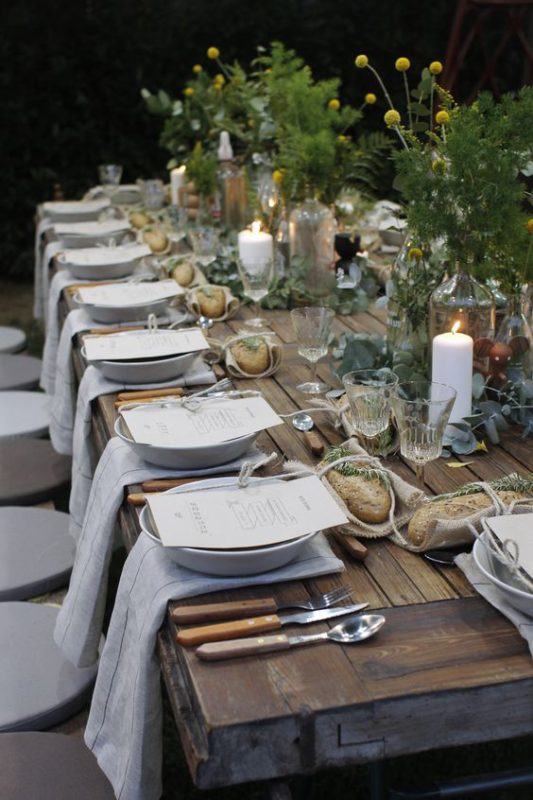 5 Must Haves for Your Autumn Patio Party
