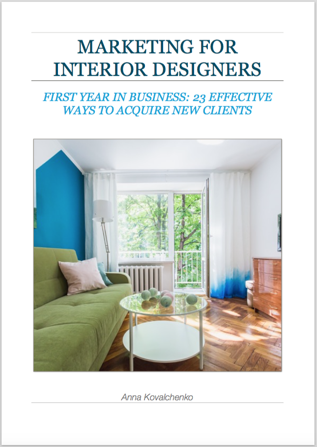 Marketing Strategy For Interior Design Business L 39 Essenziale