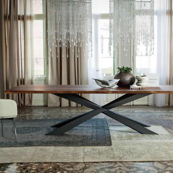 5 Ways to Incorporate a Spyder Table from Cattelan Italia in your Home