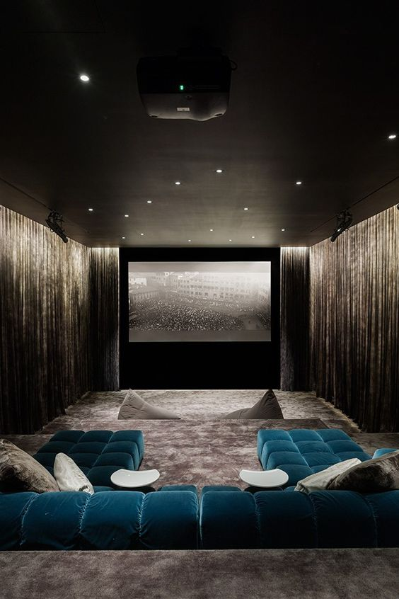 Tips to Building a Custom Luxury Home Cinema that You Can Afford