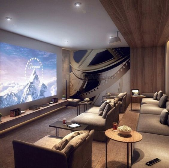 Tips To Building A Custom Luxury Home Cinema That You Can