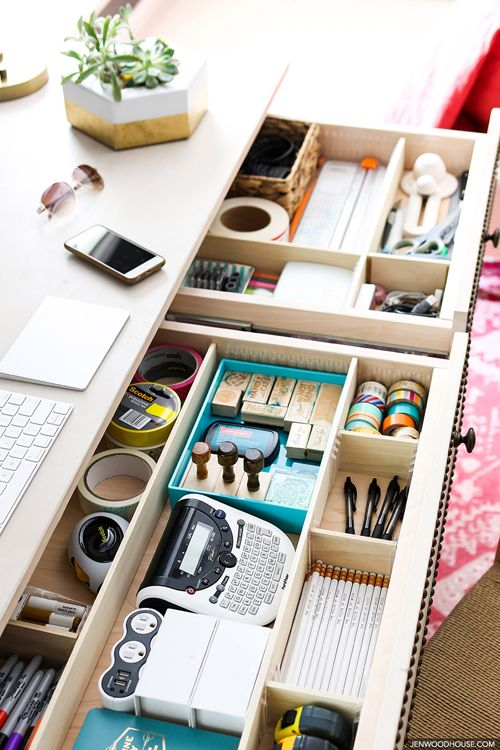 organize your household