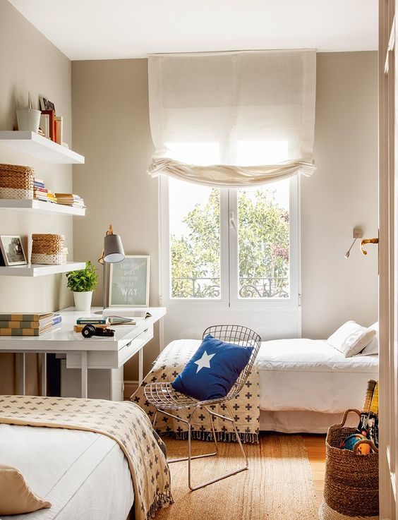 How to Design a Calming Bedroom for Your Child