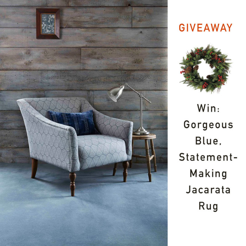 Giveaway: Jacaranda Rug From Best At Flooring