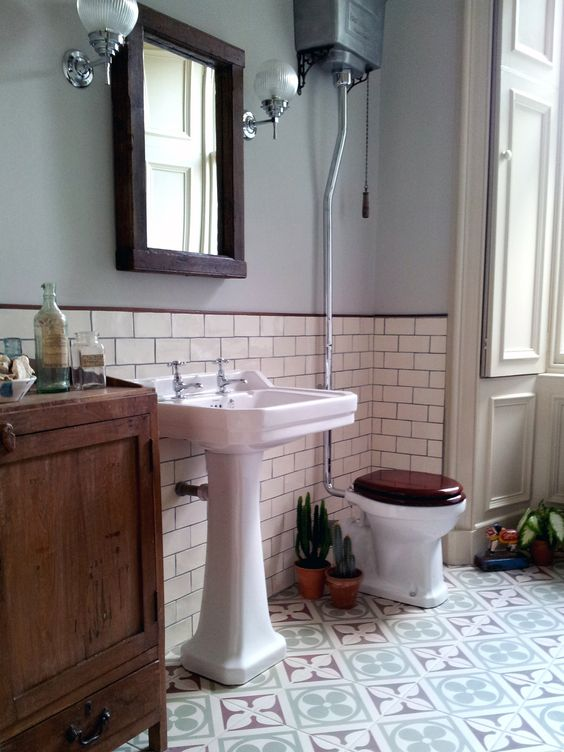 Victorian Tiles 5 Ways To Add Charm To Modern Homes