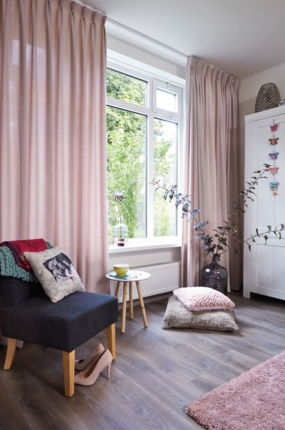 10 window treatment trends we are totally over l 39 essenziale - Window treatment trends 2019 ...
