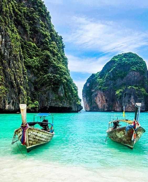 Long Beach Koh Phi Phi: The 9 Most Beautiful Places To Visit In Thailand