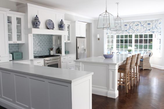 Why Hamptons Style Kitchens Are The Latest Interior Design