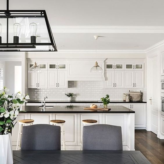 Why Hamptons Style Kitchens Are The Latest Interior Design Trend