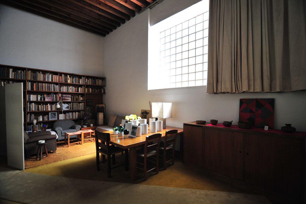House of mexican architect luis barrag n l 39 essenziale for Casa essenziale