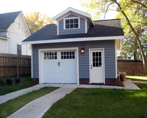 The Benefits Of Owning A Detached Garage