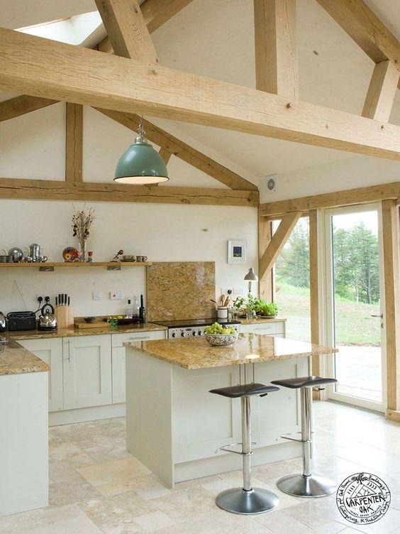 Timber Framed Extension