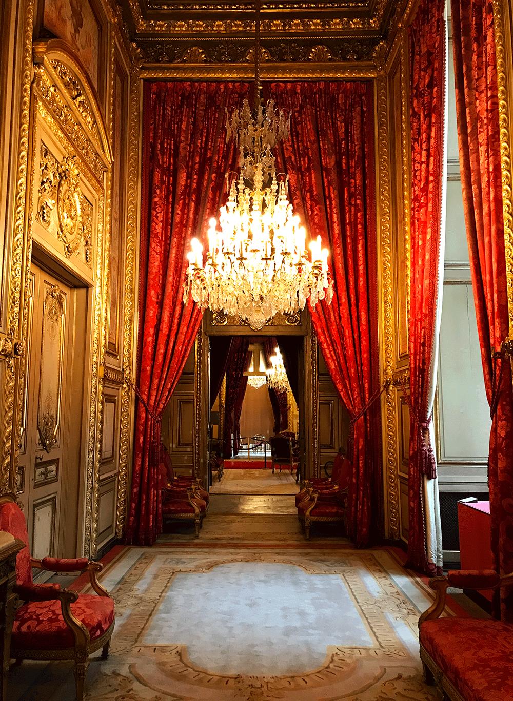 Louvre Paris Napoleon Iii Apartments