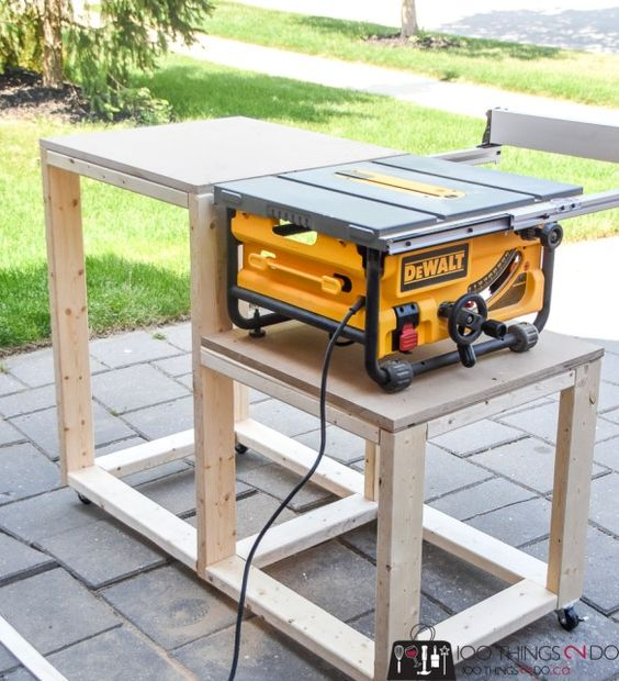 Creative Diy Projects You Can Do With A Table Saw L Essenziale