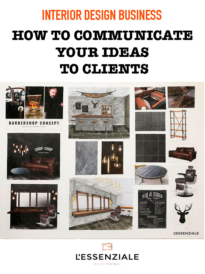 Interior Design: How To Communicate Your Ideas To Clients ...