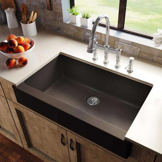 How Swanstone Kitchen Sinks Differ From Other Brands L Essenziale