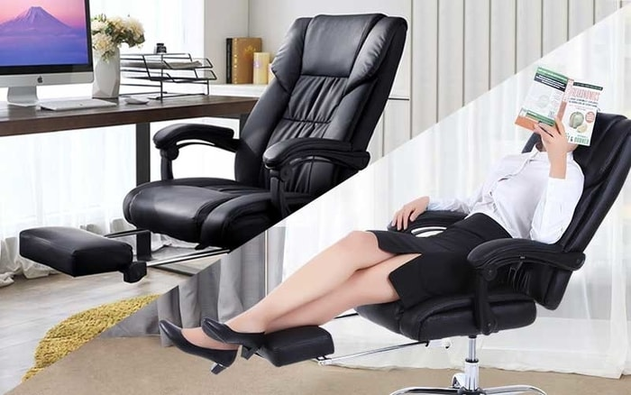 These Reclining Office Chairs Were Designed For Executives Who Want To Nap At Their Desk L Essenziale